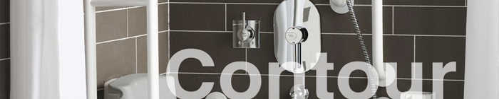 Contour Showers from First Class Wet Rooms