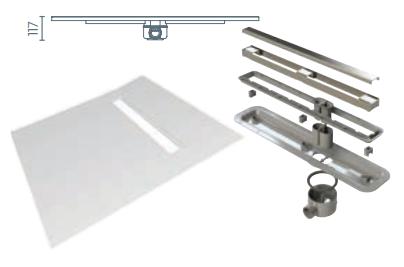 Impey Linear Gully & Deck