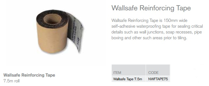 Wallsafe Tape
