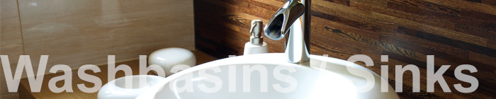 Basins, Washbasins, Sinks