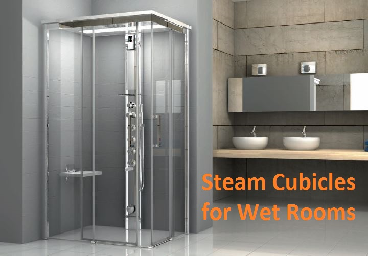 Steam Cubicle For Wet Rooms