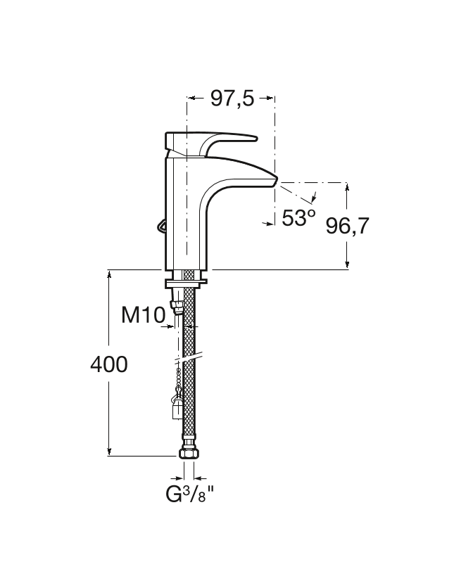 5A3150C00 Technical Drawing
