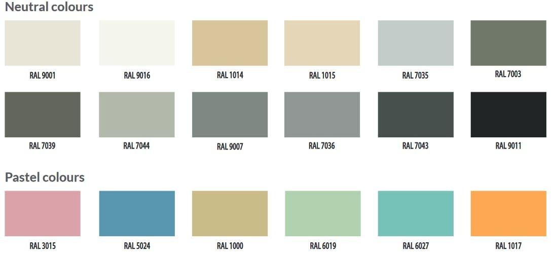 Ultraheat 2018 colours #1